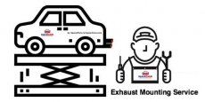 Installation of your Exhaust
