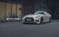 R35 GT-R Body Kit PD750 Aero