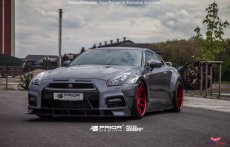 R35 GT-R Body Kit PD750 WideBody